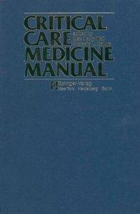 Critical Care Medicine Manual