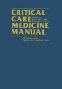 Critical Care Medicine Manual
