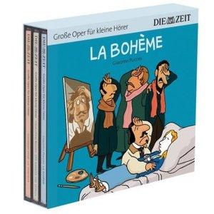 Große Oper für kleine Hörer - 3er-Set Nr. 2