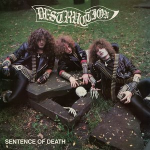 Sentence Of Death (Us-Version Coloured Vinyl)