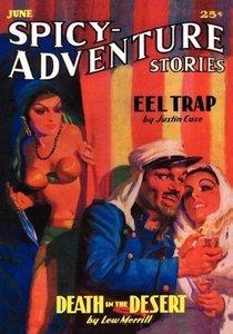 Spicy-Adventure Stories, June 1936 (Vol. 4, No. 3)