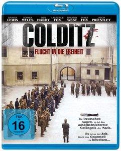 Colditz-Flucht In Die Freiheit (Blu-Ray)