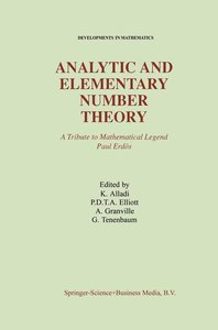 Analytic and Elementary Number Theory