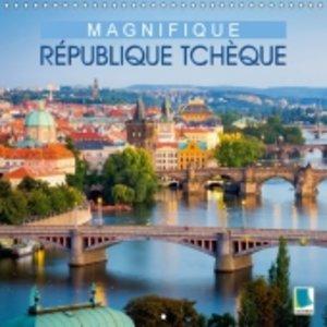 Magnifique République tchèque (Calendrier mural 2015 300 × 300 m