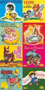 Pixi-Bundle 8er Serie 218: Pixi gratuliert Carlsen