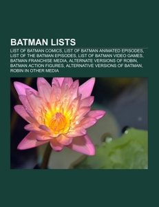 Batman lists