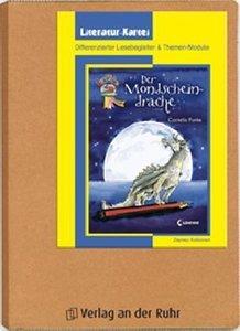 Cornelia Funke \'Der Mondscheindrache\', Literatur-Kartei