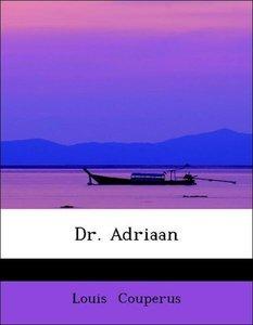 Dr. Adriaan