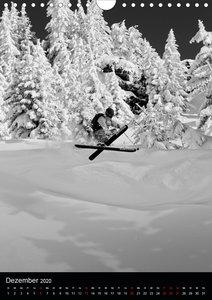 Monochrome Ski