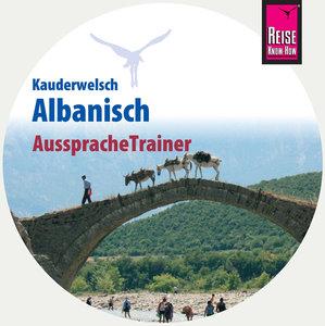 Reise Know-How AusspracheTrainer Albanisch (Kauderwelsch, Audio-