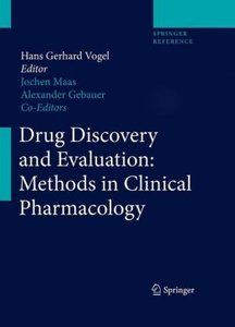 Drug Discovery and Evaluation: Methods in Clinical Pharmacology