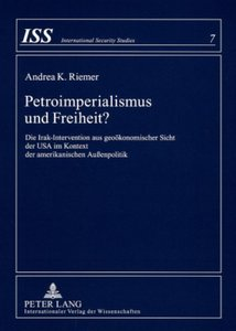 Petroimperialismus und Freiheit?