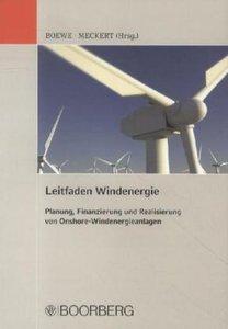 Leitfaden Windenergie