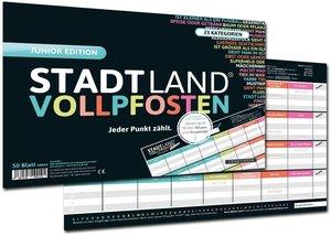Denkriesen DEN09010 - Stadt, Land Vollpfosten®, Junior Edition,