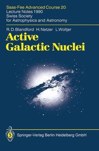 Active Galactic Nuclei