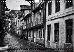 Ein Blick auf Flensburg (Wandkalender 2020 DIN A4 quer)