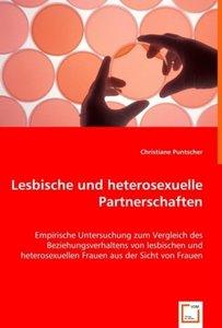Lesbische und heterosexuelle Partnerschaften