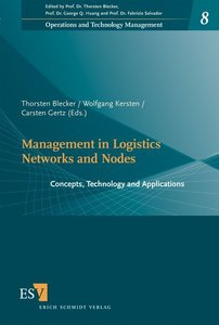 Management in Logistics Networks and Nodes