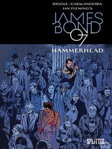 James Bond 03. Hammerhead. Limitierte Variant Edition