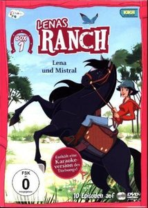 Lenas Ranch - 1. Staffel - Box 1 (inkl. Vol. 1 & 2)