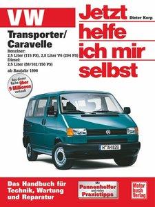 VW Transporter T4/ Caravelle ab Baujahr 1996. Jetzt helfe ich mi