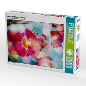 CALVENDO Puzzle Traumhafte Miltonia Orchidee 2000 Teile Lege-Grö