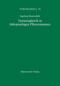Tiermetaphorik in türksprachigen Pflanzennamen