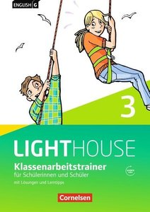 English G LIGHTHOUSE 03: 7. Schuljahr. Klassenarbeitstrainer mit
