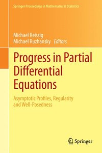 Progress in Partial Differential Equations