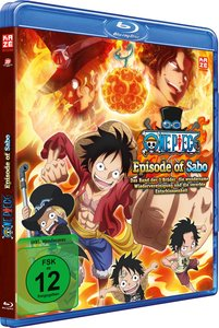 One Piece - TV Special - Episode of Sabo. Tl.6, 1 Blu-ray
