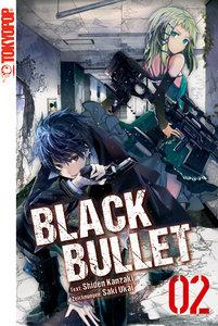 Black Bullet - Novel 02
