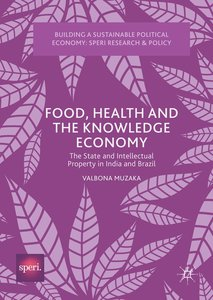 Food, Health and the Knowledge Economy