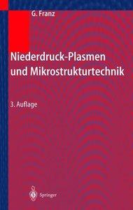 Niederdruck-Plasmen und Mikrostrukturtechnik