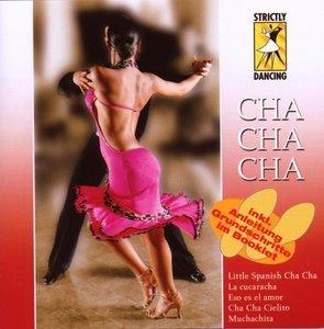 Strictly Dancing-Cha Cha Cha