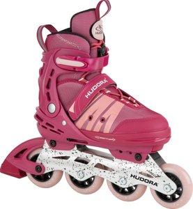 Inline Skates Comfort berry Gr.29-34