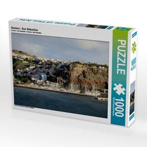 Gomera - San Sebastian 1000 Teile Puzzle quer