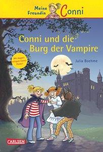 Meine Freundin Conni 20: Conni und die Burg der Vampire