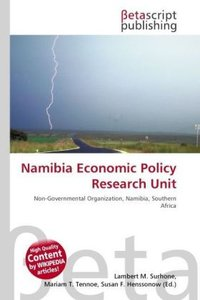 Namibia Economic Policy Research Unit