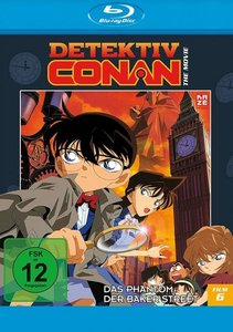 Detektiv Conan - 6. Film: Das Phantom der Baker Street - Blu-ray