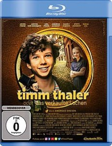 Timm Thaler oder das verkaufte Lachen, Blu-ray