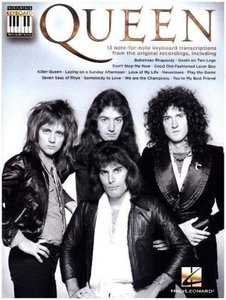 Queen: Note-For-Note Keyboard Transcriptions