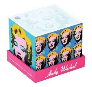 Andy Warhol Marilyn Memo Box