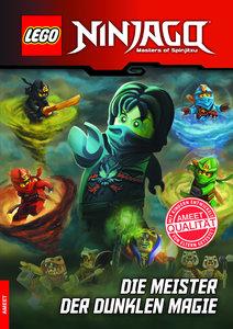 LEGO® NINJAGO(TM). Die Meister der dunklen Magie