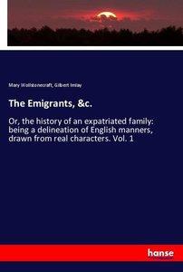 The Emigrants, &c.