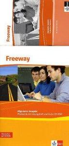 Freeway Allgemeine Ausgabe/Schülerpaket (Workbook, Audio-CD und