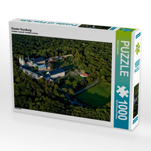 Kloster Huysburg 1000 Teile Puzzle quer
