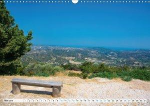 Rhodos - Traumhafter Süden (Wandkalender 2018 DIN A3 quer)