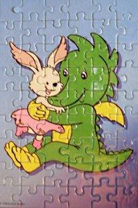 Tabaluga, Ravensburger Mini-Puzzle, 54 Teile