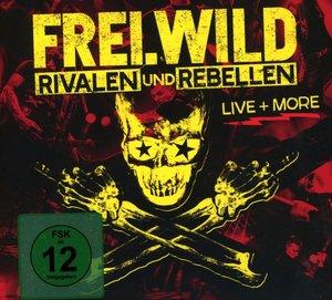 Rivalen Und Rebellen Live & More (2CD+DVD Digipak)