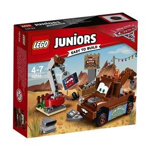 Lego® Juniors 10733 - Hooks Schrottplatz